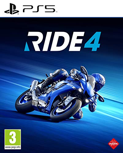 RIDE 4 [AT-PEGI] (Playstation 5)