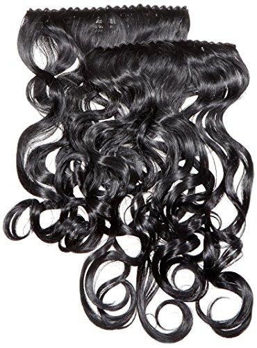 Balmain Clip-in Complete Extension Memory Hair Dubai 60 cm, 1er Pack (1 x 1 Stück)