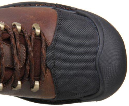"""KEEN Utility Men's Milwaukee 6"""" Steel Toe Work Boot, Slate Black/Slate Black, 11 Medium US"""