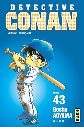 Détective Conan - Tome 43
