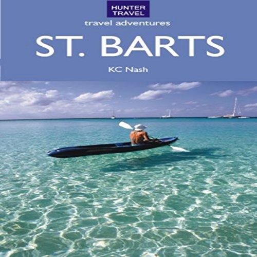 St. Barts Travel Adventures audiobook cover art