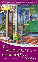 Cat Mystery books - The Whole cat & Caboodle