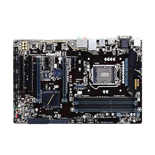 Placa Base de computadora Fit for Gigabyte GA-Z170-HD3 DDR3 Placa Base Z170-HD3 DDR3 Z170 LGA 1151 USB3.1 ATX