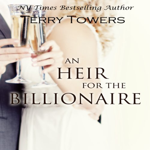 An Heir for the Billionaire audiobook cover art