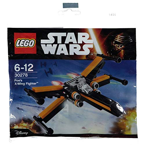 LEGO STAR WARS 30278 POE`S X-WING FIGHTER POLYBAG