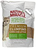 Nature's Miracle Premium Clumping Corn Cob Litter, 10 lb (P-98119)