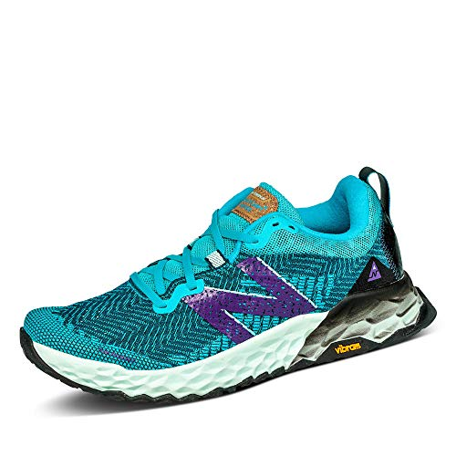 New Balance Scarpe Fresh Foam Hierro V6 Donna, Turchese, US 8