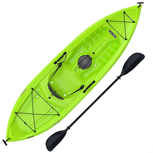 Lifetime Tioga Sit-On-Top Kayak, Lime, 120