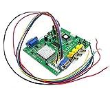 Jahyshow Video Converter GBS8200 1 Channel Relay Module Board CGA/EGA/YUV/RGB to VGA HD Arcade Jamma Game Video Converter Board 1 VGA Output CRT PDP LCD Monitor GBS-8200