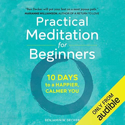 Practical Meditation for Beginners cover art