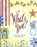 What's Due? Country Edition - Keep Track of...