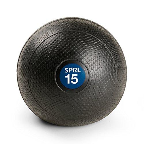 SPRI Dead Weight Slam Medicine Ball, 15-Pound