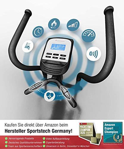 Sportstech CX630 Profi Crosstrainer inkl. Pulsgurt vorgestellt - 5
