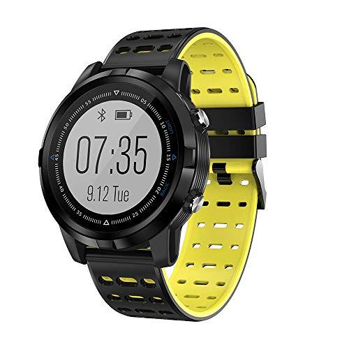 PXX Watches- Fitness Tracker, orologio intelligente per arrampicata, mountain bike, fitness, equitazione, GPS, multifunzione, impermeabile, per uomo e donna, C