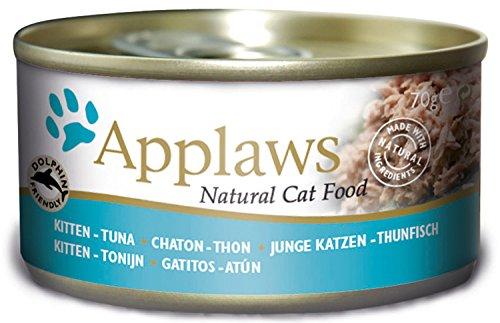 Applaws Pienso Gato Kitten Lata Atún 70 gr