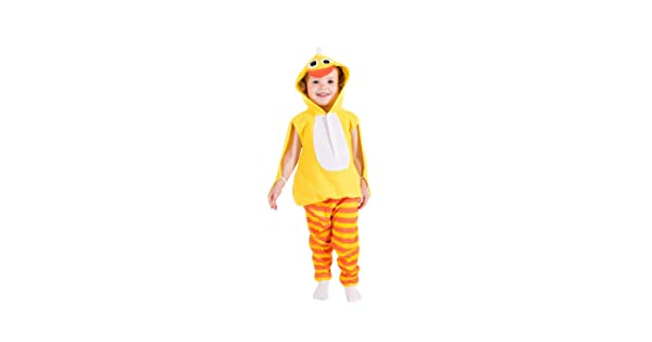 Toddlers Animal Costumes Kids Cute Bear Fish Dinosaur Bee Chick Adorable Outfits