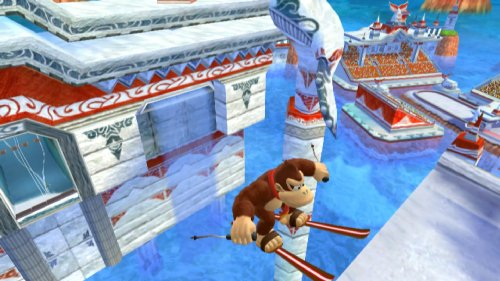 Mario & Sonic at the Olympic Winter Games (Wii)