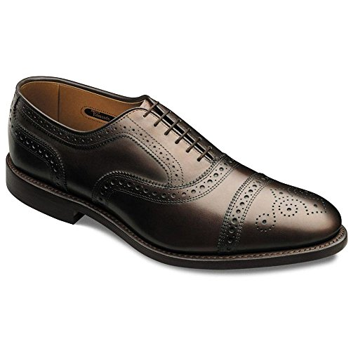 Allen Edmonds - Brown Strand Cap-Toe Oxford Shoes - STRAND6105-9