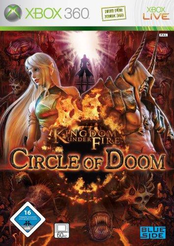 Kingdom Under Fire: Circle Of Doom [Importación alemana]