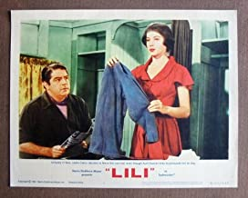 CS32 Lili LESLIE CARON/MEL FERRER Original Lobby Card. This is an original lobby card; not a dvd or video. Lobby cards were used to advertise film playing at theater and they measure 11 by 14 inches.