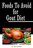 Foods To Avoid for Gout Diet: Beer - Alcohol - Soft Drinks - Orange Juice - Coffee - Red Meat -...