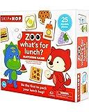 Skip Hop ¿Qué hay para el almuerzo? Memoria para niños pequeños y juego a juego