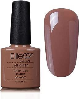 Elite99 7.3ml Soak off UV Nail Gel Polish Long-Lasting Nail Varnish Gel polish Professional Colourful Nail Art 40514