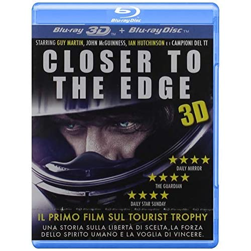 Closer to the edge (2D+3D)