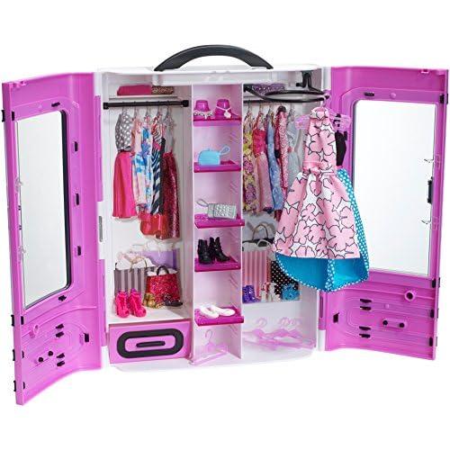 Barbie Fashionistas Ultimate Armadio, Viola