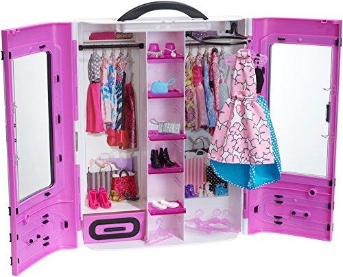 Price comparison product image Barbie Fashionistas Ultimate Closet,  Purple