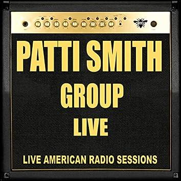 Patti Smith Group - Live
