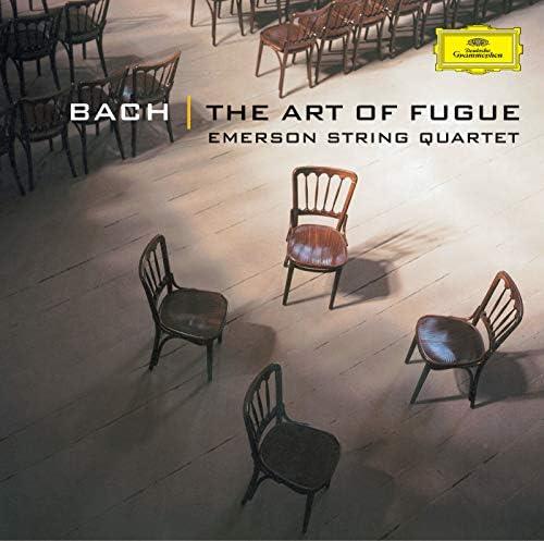 Johann Sebastian Bach & Emerson String Quartet