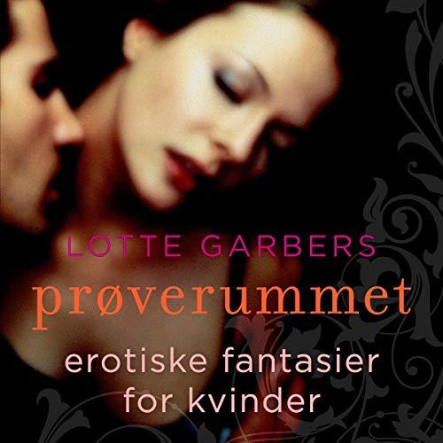 Prøverummet audiobook cover art