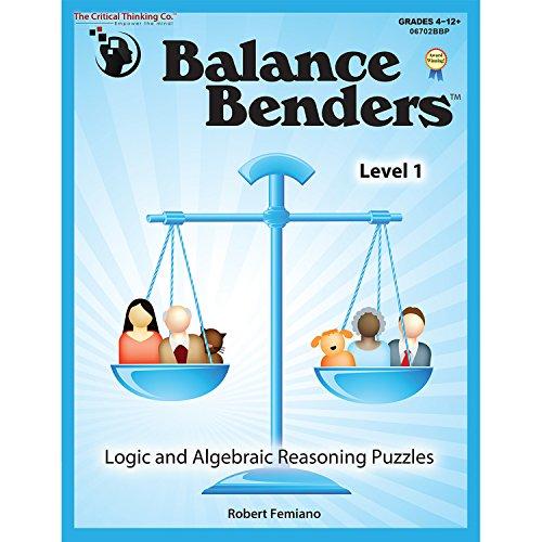 Balance Benders, Level 1