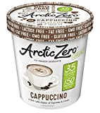 ARCTIC ZERO Fit Frozen Desserts - 6 Pack - Cappuccino Creamy Pint