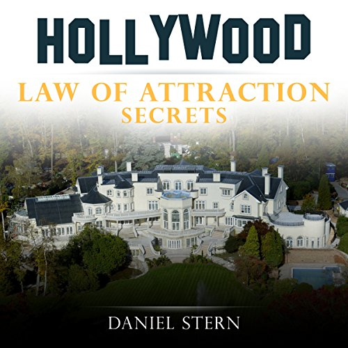 Hollywood Law of Attraction Secrets cover art
