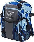 Rawlings Boys' Tee Ball Backpack, Royal Blue, Youth