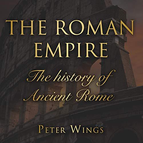 The Roman Empire audiobook cover art