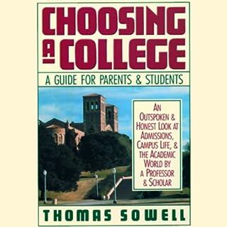 Choosing a College cover art