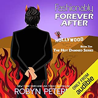 Fashionably Forever After cover art