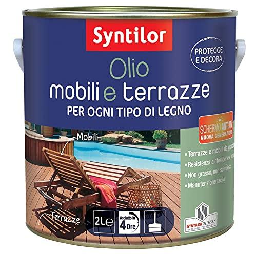 Olio Mobili/Terrazze All'Acqua - TECK 2L
