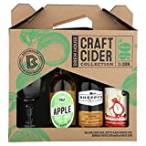 Blue Tree Gifts Brew House Craft Cider Collection No.06, 3 x