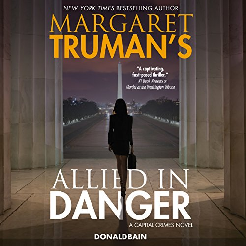 Couverture de Margaret Truman's Allied in Danger
