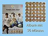 UPPERDECK - Album mit 36 Fußball-Chips - Sammel Deine Stars - Die deutsche Nationalmannschaft 2006 - EIN Sammelalbum mit Allen 36 DFB Fußball-Chips