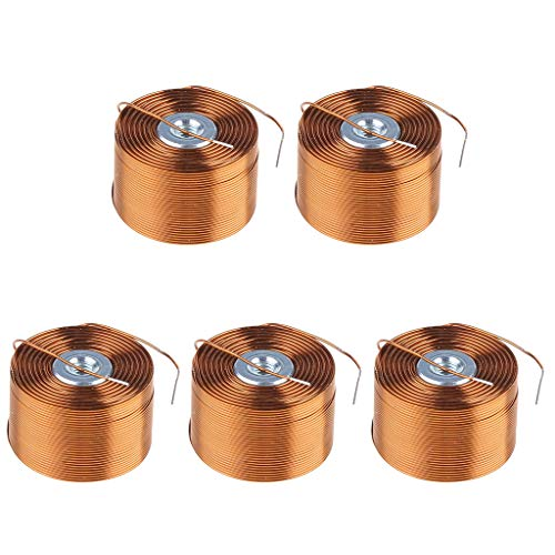 XISAOK Magnetic Levitation Coil,5Pieces The Third Generation Coil of 100 System Magnetic Levitation Suspension Coil