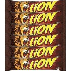 Lion Bars Original 42g Standard Bar Full box of 40 by Lion
