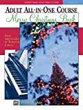 Alfred's Basic Adult All-in-One Christmas Piano, Bk 2: Solo Arrangements of Familiar Carols (Alfred's Basic Adult Piano Course, Bk 2)