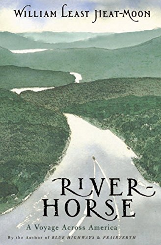 River-horse: A Voyage Across America by William Least Heat-Moon ebook deal