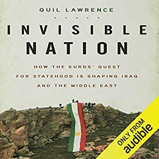 Invisible Nation audiobook cover art