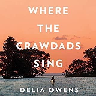 Where the Crawdads Sing                   By:                                                                                                                                 Delia Owens                               Narrated by:                                                                                                                                 Cassandra Campbell                      Length: 12 hrs and 12 mins     250 ratings     Overall 4.8